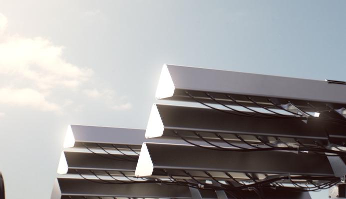 Системы транспортирования солнечного света